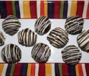 Chocolate-Dipped Oreo Balls