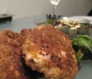 Walnut-Crusted Chicken