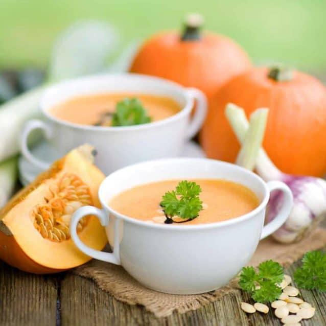 Festive Pumpkin Soup
