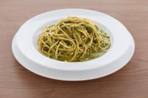 pasta with peas sauce