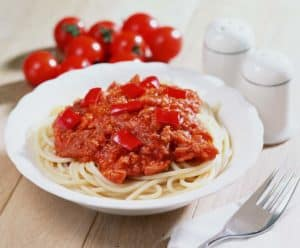 turkey marinara sauce