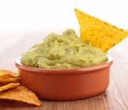 Avocado and Asiago Cheese Dip