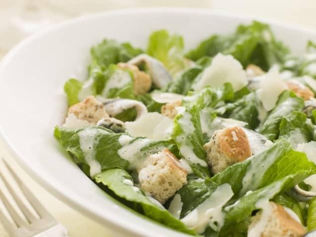 Best Recipe for Caesar Salad Dressing