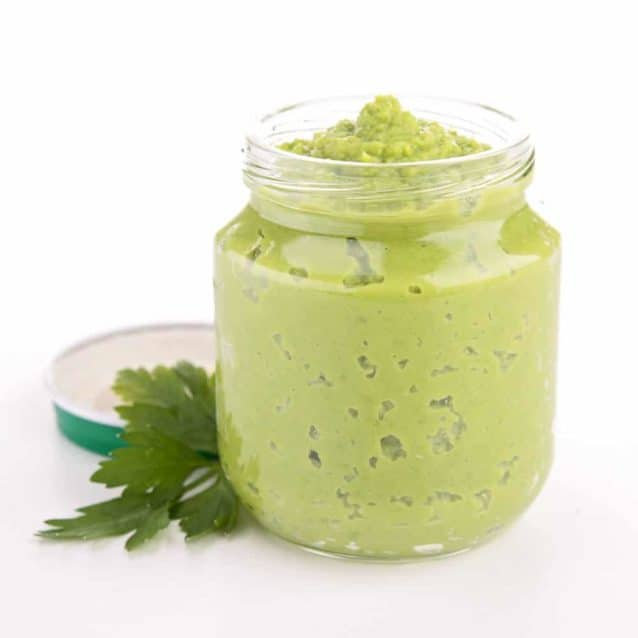 Green Bean Puree