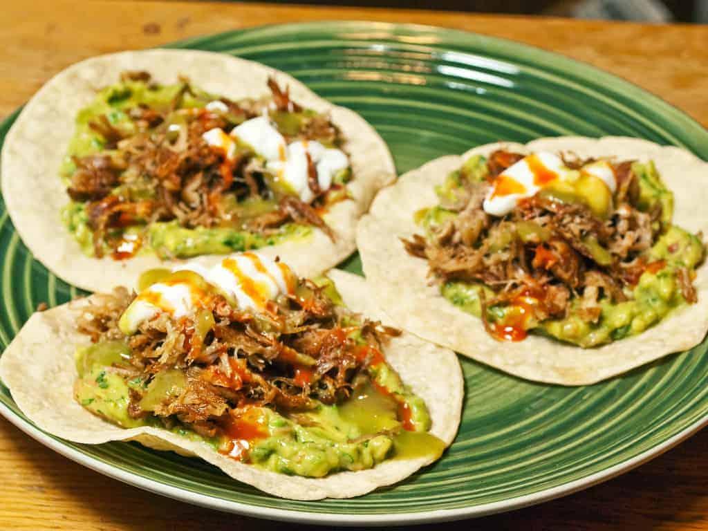 Taco Shop Guacamole | Blender Recipes