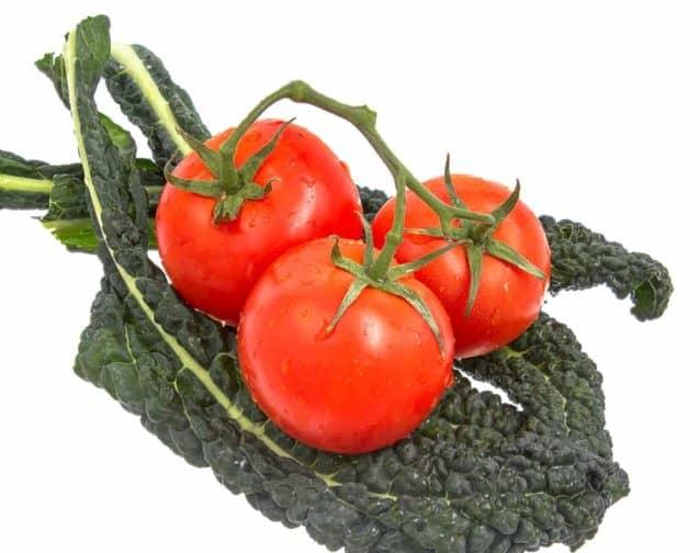 Tomato Vegetable Kale Smoothie