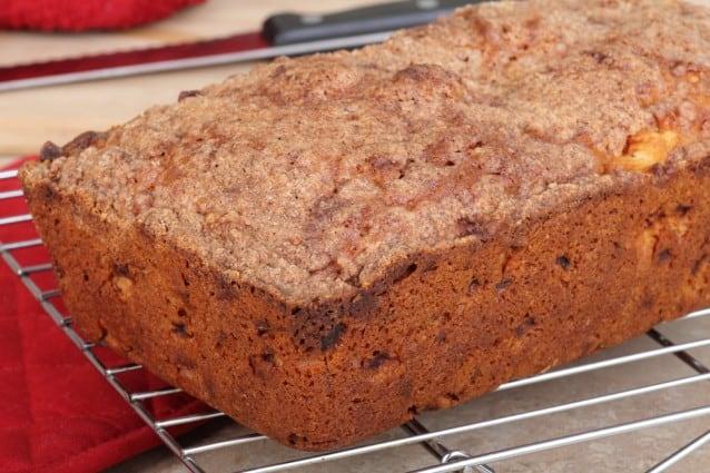 Cinnamon Nut Bread
